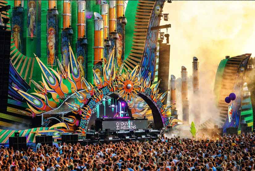 event production Mysteryland